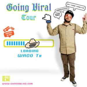Comedian Chingo Bling