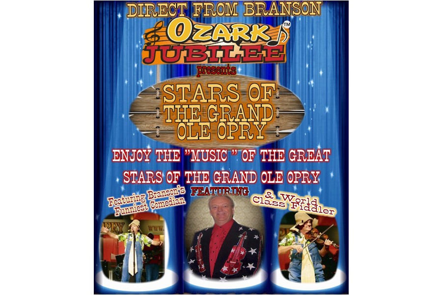 Direct from Branson: Stars of the Grand Ole Opry