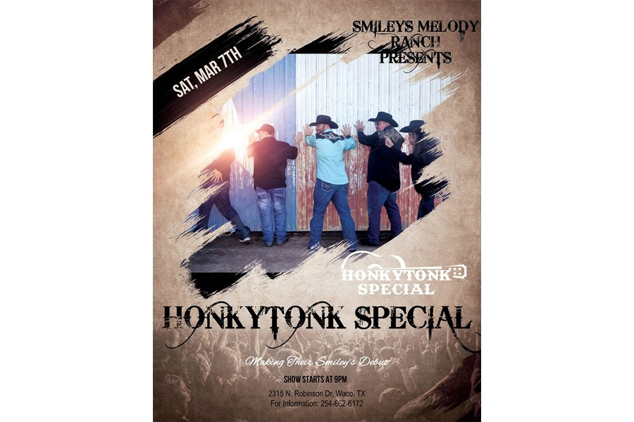 HonkyTonk Special Live At The Melody Ranch