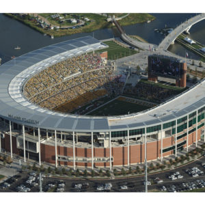 McLane Stadium Tours