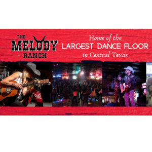 Live Music & Dancing at the Melody Ranch