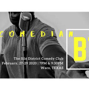 B.T. with Bob Lauver - The Silo District Comedy Club