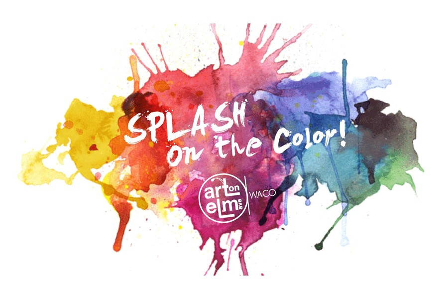Splash on the Color! Preview Party for Art on Elm Festival