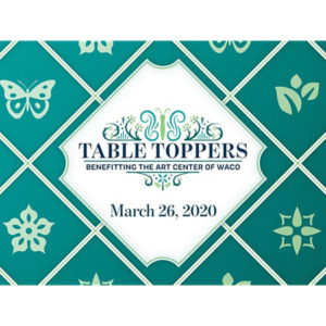 29th Annual Table Toppers Event