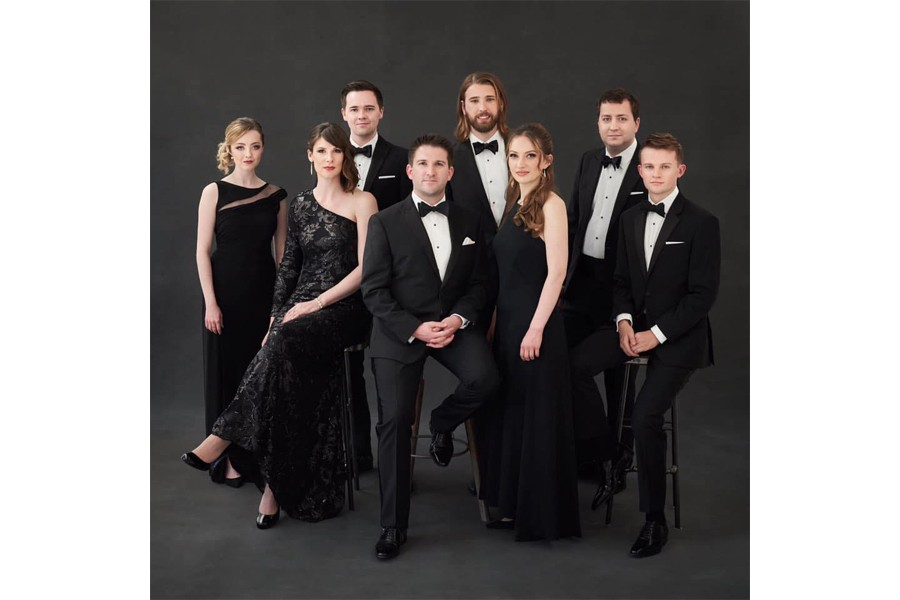Baylor's Distinguished Artist Series Featuring VOCES8
