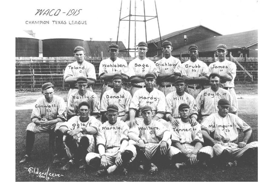 Waco Walks: Baseball and Beyond