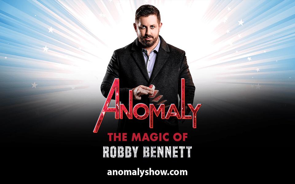 Anomaly: Robby Bennett in Waco, TX