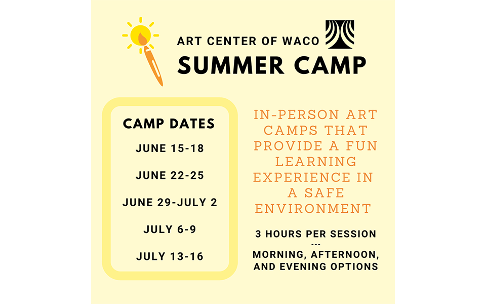 Art Center of Waco Summer Camps