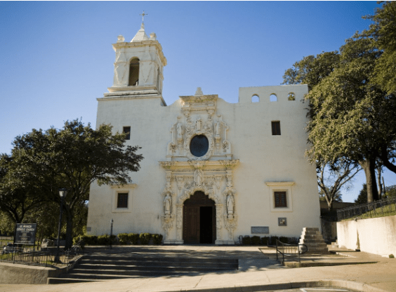 St. Francis on the Brazos Church