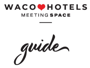 Hotel Meeting Space Guide
